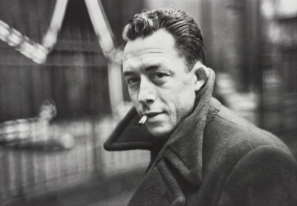 Albert Camus, Paris, France