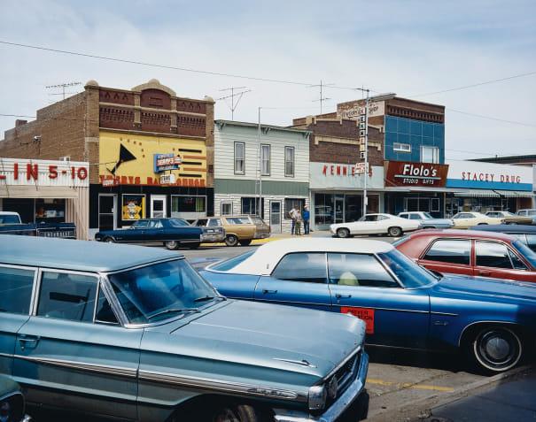 Main Street, Redfield, South Dakota, July 13