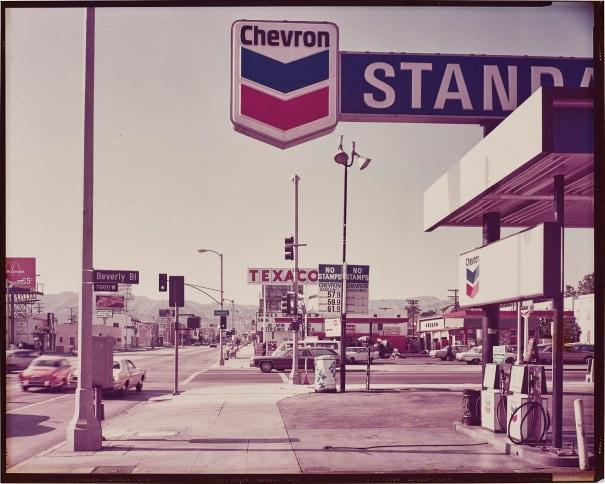 Beverly Boulevard and La Brea Avenue, Los Angeles, California, June 21