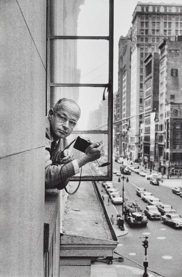 Henri Cartier-Bresson, New York