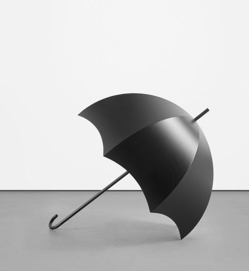 Schwarzer Schirm (Black Umbrella)