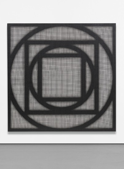 Two Circles and Three Squares
