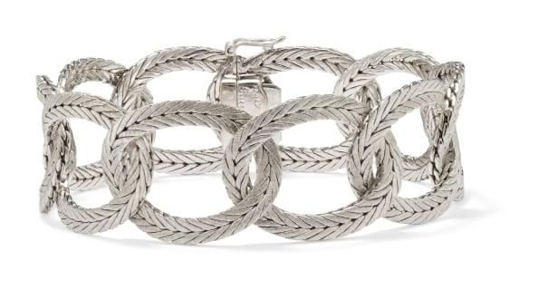 A Platinum Bracelet