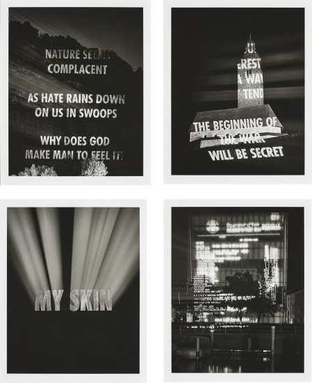 Jenny Holzer Truth Before Power 2004 Phillips