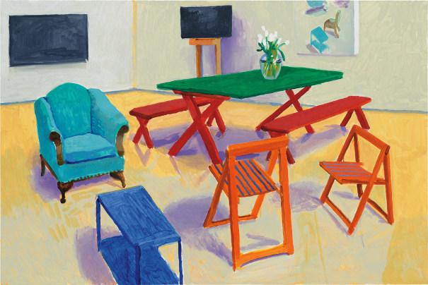 Studio Interior #2