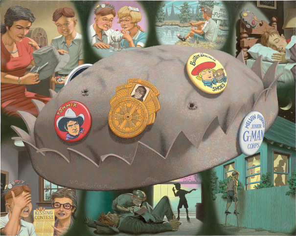 The Whoopee Hat