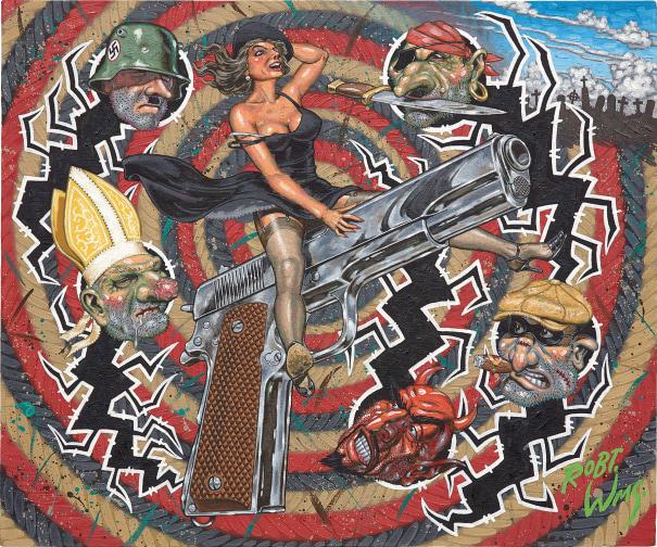 Guns Don't Kill, Bullets Do