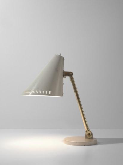 Adjustable desk lamp, model no. 5305