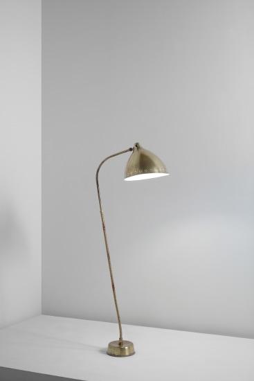 Rare floor lamp, model no. 2062