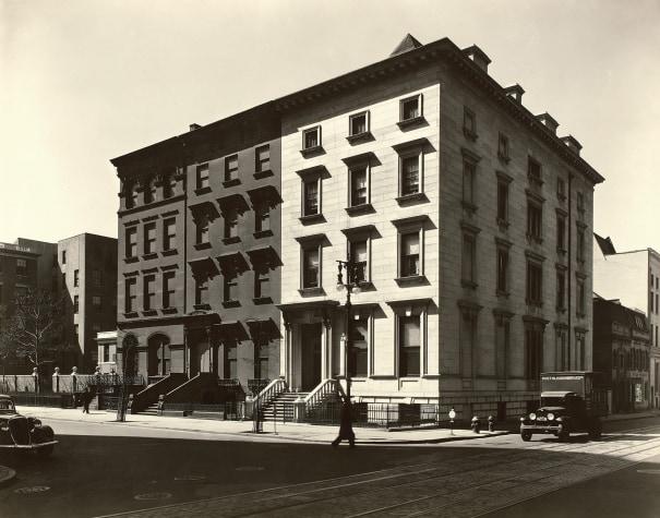 Fifth Avenue Houses, Nos. 4, 6, 8, Manhattan