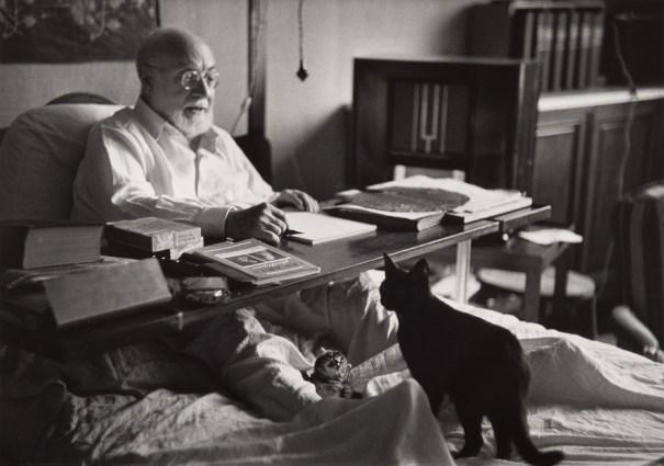 Henri Matisse at Cimiez (Nice)
