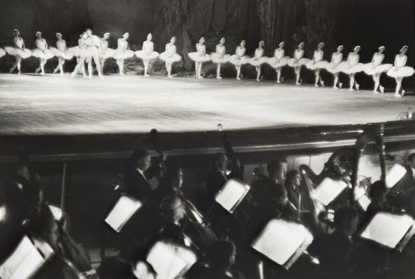 Swan Lake, Bolshoi Theatre, Moscow, USSR
