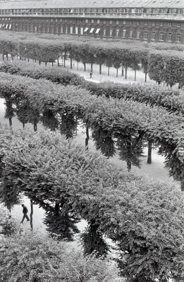 Gardens of the Palais Royal, Paris