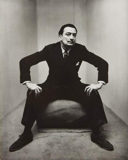 Salvador Dali, New York, February 20