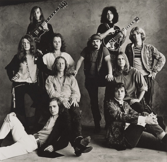 Rock Groups, San Francisco (Big Brother and the Holding Company and The Grateful Dead)