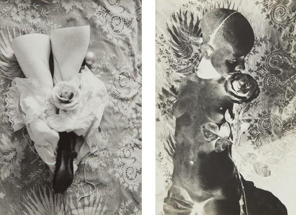 Selected doll studies from 'La Poupée'