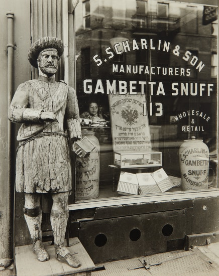 Snuff Shop, 113 Division Street at Orchard Street
