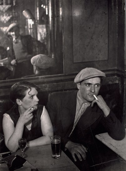 The Lovers' Tiff, Rue Saint-Denis