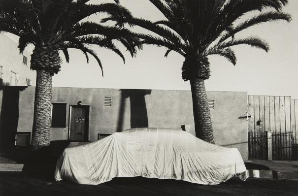 Covered Car— Long Beach, California