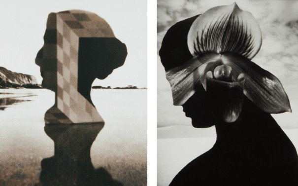 Geometric Lady, California from Expeditions, 1982 and Señora Flora, New Mexico from View from the Shoreline