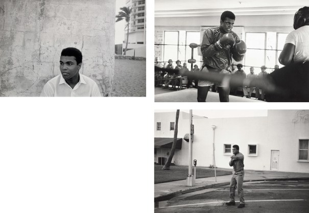 Selected Images of Muhammad Ali