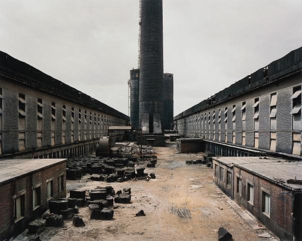 Old Factories #1, Fushun Aluminum Smelter, Fushun City, Liaoning Province, China