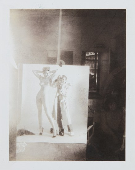 Untitled (from Self-Portrait with Wife and Models, Paris shoot)