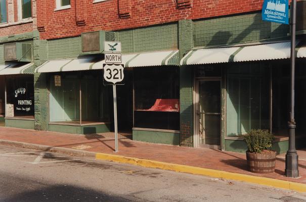 Main Street, Greeneville, Tennessee