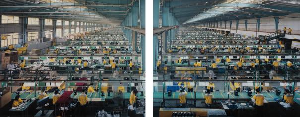 Manufacturing #10a & #10b, Cankun Factory, Xiamen City, China
