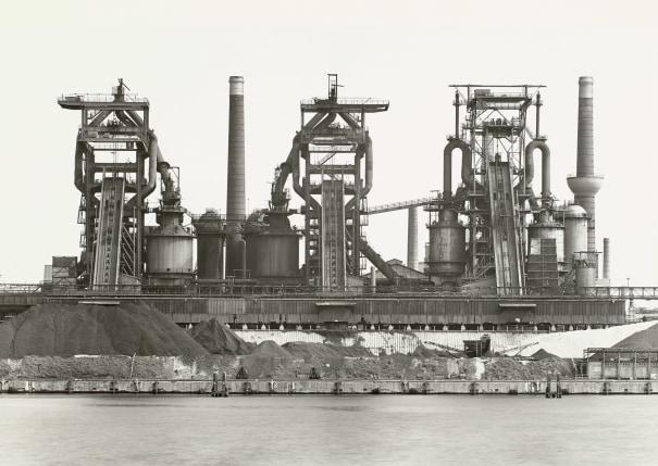 Blast Furnace Plant, Lübeck-Herrenwyk, Germany