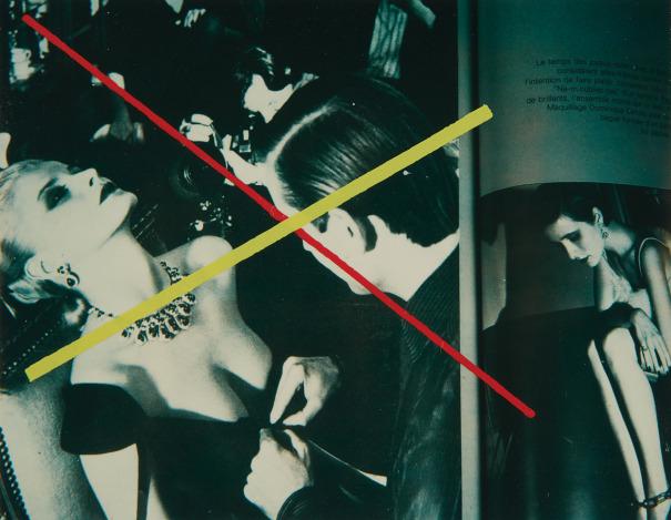 Helmut Newton, 'Le temps des joyaux, French Vogue', 1979