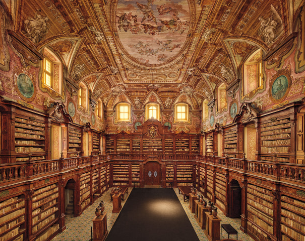 Girolamini Library, Naples