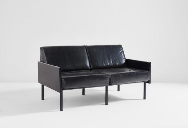 Yrjo Kukkapuro Two Seater Sofa From The Ateljee Series 1963