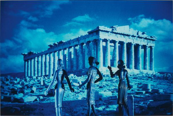 Tourism Acropolis