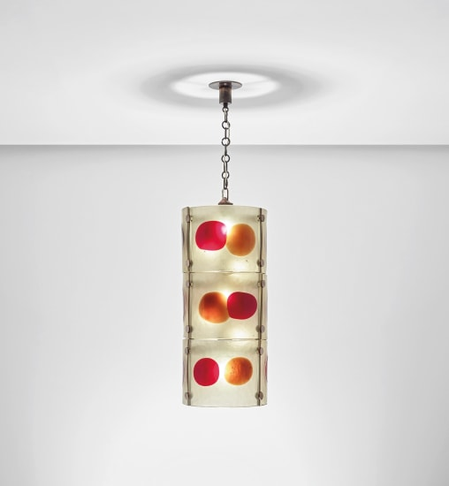 Ceiling light, from the 'Cheerio' series