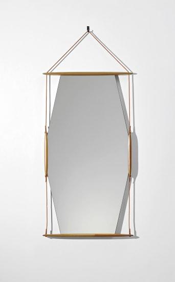 'Paraggi' hanging mirror