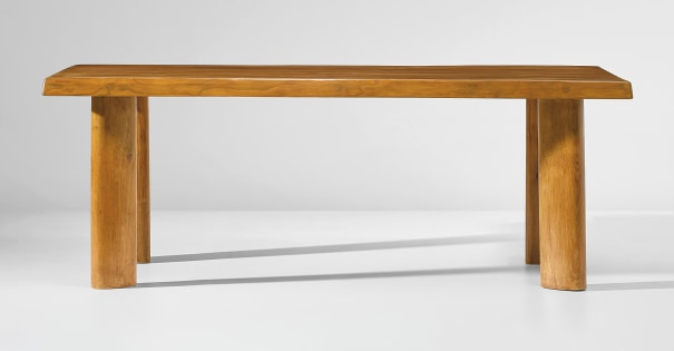 Outstanding Charlotte Perriand Dining Table Circa 1958 Phillips Ocoug Best Dining Table And Chair Ideas Images Ocougorg