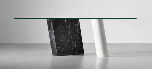 Rare 'Pisa' table
