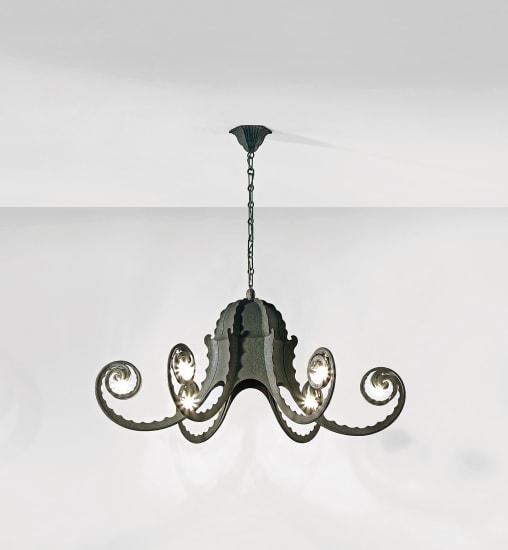 Large ceiling light