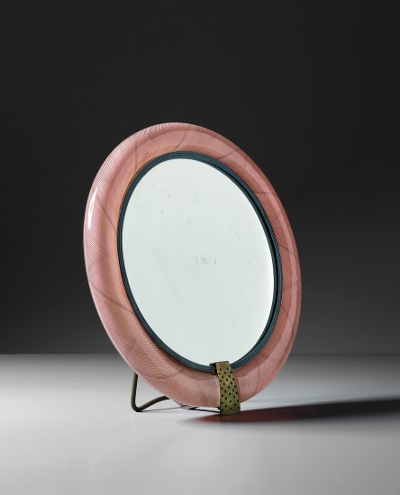 Table mirror, model no. 7