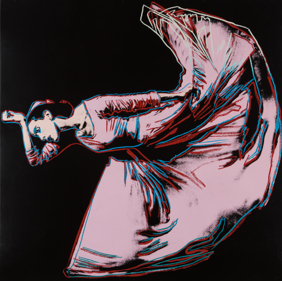 Letter to the World (The Kick), from Martha Graham