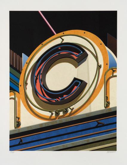 An American Alphabet: C