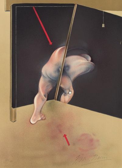 Logique de la sensation (after Study from the Human Body 1981)