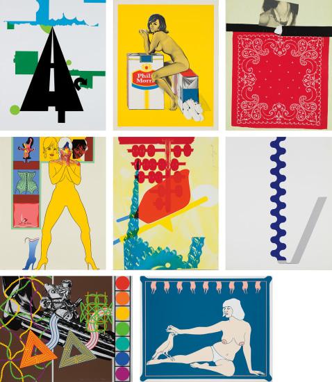 11 Pop Artists Vol. II: 8 plates