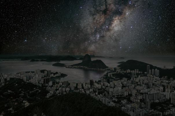 Rio de Janeiro 22° 56' 42'' S 2011-06-04 LST 12:34 from Darkened Cities