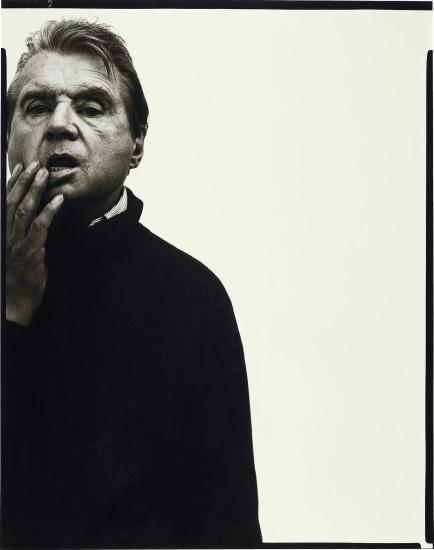 Francis Bacon, artist, Paris, April 11