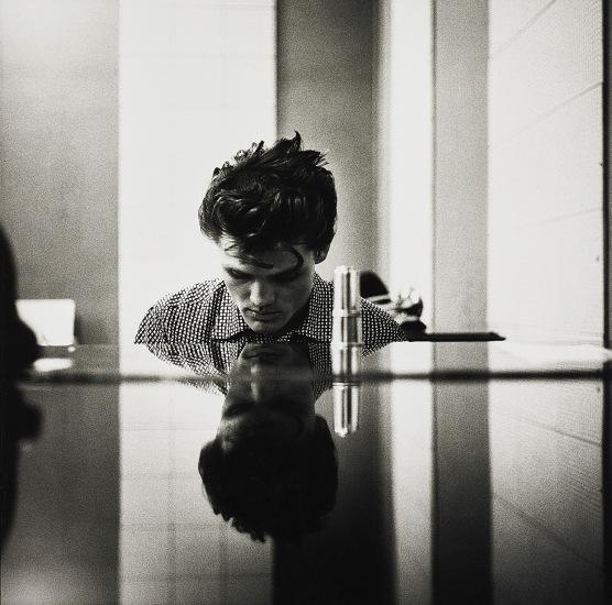 Chet Baker (at the piano), Hollywood