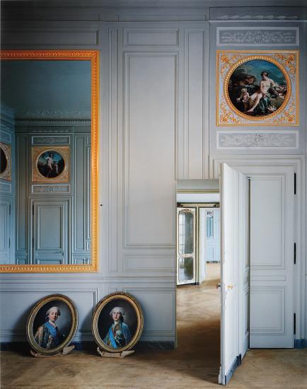 Cabinet Intérieur de Madame Adélaïde, Versailles