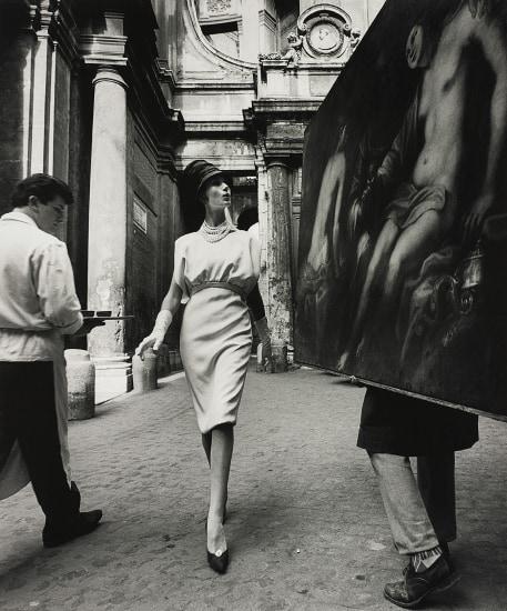 Simone + Painting + Coffee, Rome