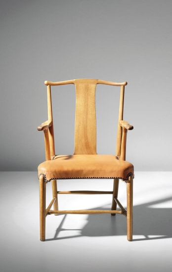 'Chinese' armchair